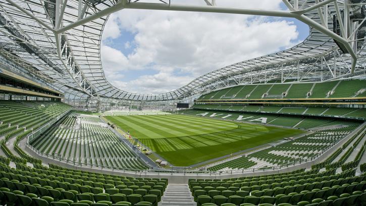 УЕФА может перенести матчи Евро-2020 из Дублина в Петербург
