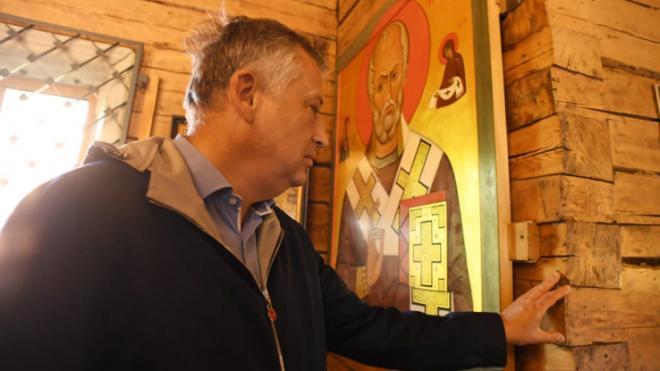 В Подпорожском районе реставрируют древние храмы и образовательный центр