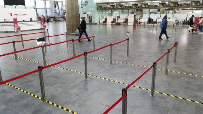 Вывозные рейсы в пятницу и субботу вернут в Петербург около 200 человек