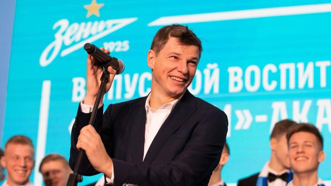 """Аршавин сравнил бывших партнеров по """"Зениту"""" с дровами"""