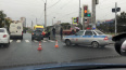 На пересечении Стачек и Маршала Казакова сбили пешехода