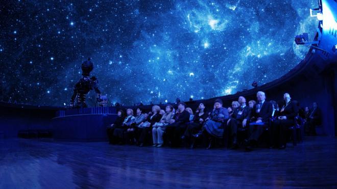 Петербургский планетарий может начать работать в июле