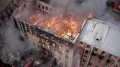 Девелопер подтвердил планы воссоздать сгоревшую фабрику