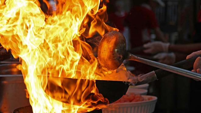 В Турецком отеле детей из России облили горящим маслом
