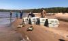Волонтеры выпустили на просторы Финского залива еще четырех тюленят