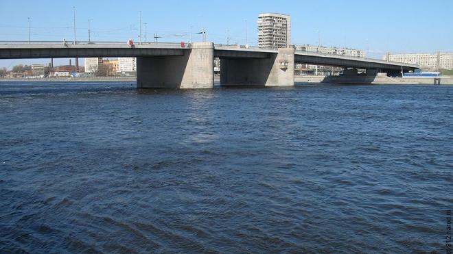 В Петербурге самоубийца бросился с Володарского моста и погиб