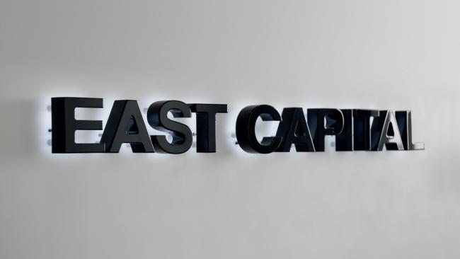 """Доля акций East Capital в банке """"Санкт-Петербург"""" возросла до 8,55%"""