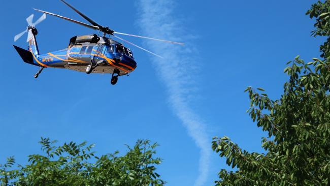 В вертолетном парке Петербурга не хватает техники