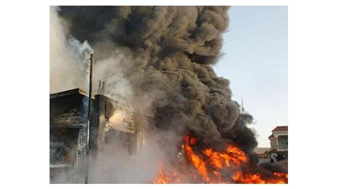 Аль-Каида начала мстить за смерть бен Ладена. От взрывов в Пакистане погибло 70 человек
