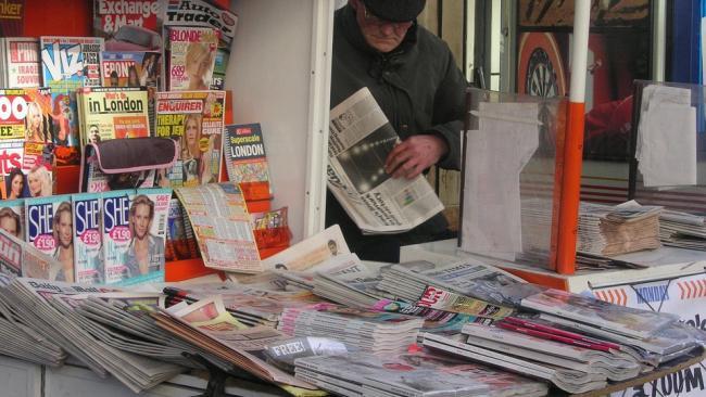 Количество газетных киосков в России сократилось на 11% в 2020 году