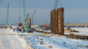 """В порту """"Бронка"""" строительство причалов завершат весной ..."""