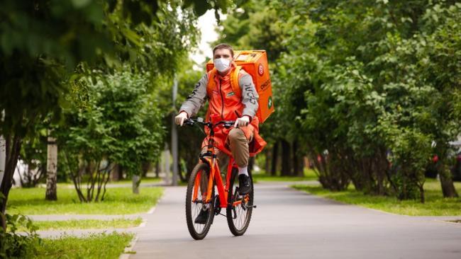 """Сервис доставки продуктов и еды """"Около"""" начал работать в Петербурге, ряде других городов"""