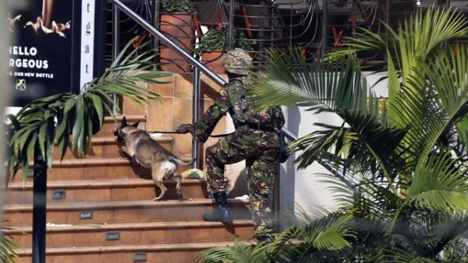 Россиянка оказалась в эпицентре теракта в Найроби
