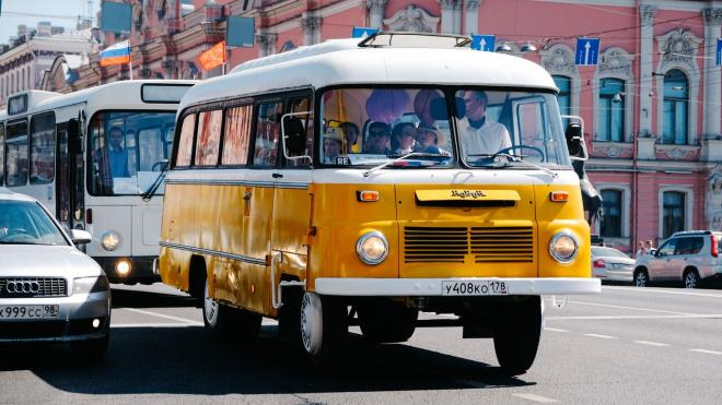 Первый Международный фестиваль транспорта SPbTransportFest
