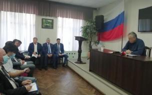 Губернатор Ленобласти обсудил проблемы Ломоносовского района с местными жителями