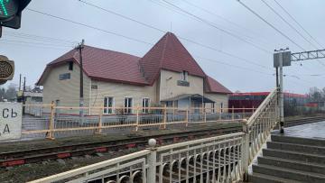 Защитники Токсовского вокзала обратились в суд для оспаривания решения о сносе здания