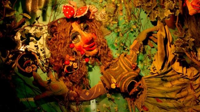 Лесное царство, Петербургский музей кукол