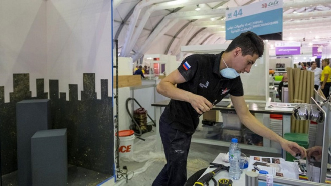 WorldSkills Russia собрал 240 молодых специалистов из Ленобласти