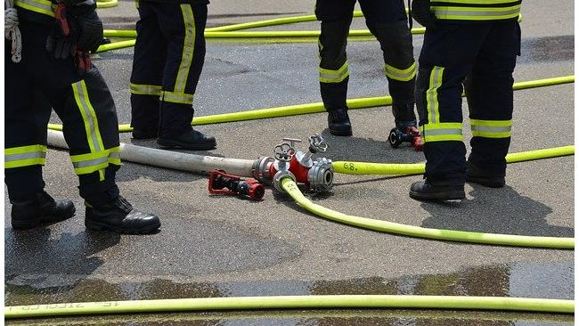 Предотвращен пожар на Химическом переулке