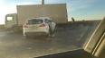 На ЗСД иномарка врезалась в грузовик: пассажир получил ...