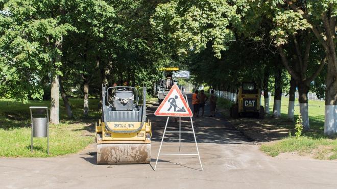 В области составили дополнительную программу ремонта дорог