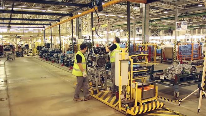Hyundai откроет в Петербурге завод по выпуску автомобильных двигателей