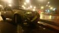 На Софийской площади нетрезвый водитель сбил светофор