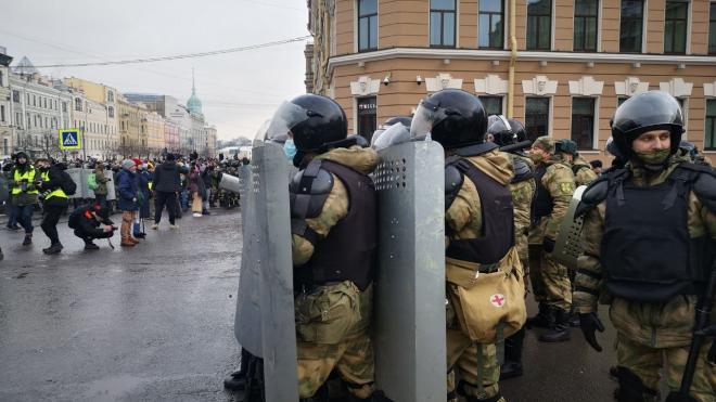 Мать задержанной в Петербурге 11-летней девочки могут привлечь к уголовной ответственности