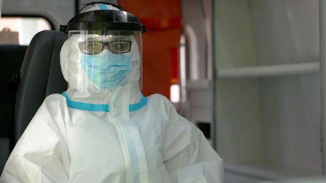 От коронавируса в Петербурге скончались еще 78 человек