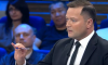 """Ведущая """"России-1"""" в прямом эфире попыталась выгнать гостя, который поддержал Украину"""