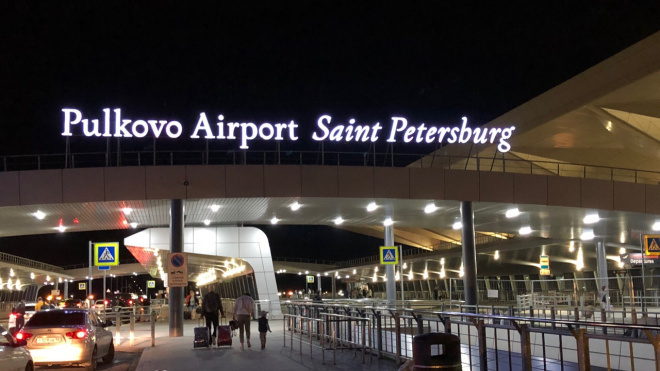 В Пулково экстренно сел самолет, летевший в Екатеринбург