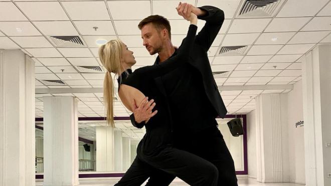 """Аргентинское танго Лазарева поразило жюри шоу """"Танцы со звездами"""""""