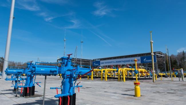 Газпром в августе и сентябре увеличил поставки газа в Германию