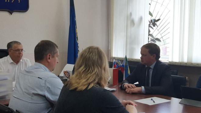 В Полянском сельском поселении обсуждают планы по капитальному ремонту объектов водоснабжения