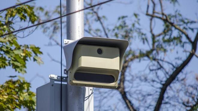 Появилась новая карта камер на дорогах в Петербурге и Ленобласти