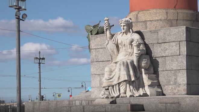 Предстоящая суббота в Петербурге пройдет без осадков