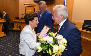 Учителю из Выборгского района объявлена благодарность Президента РФ