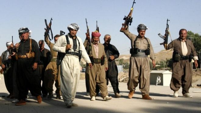 Россия предоставила курдам Ирака пять зенитных установок ЗУ-23-2 и 20 тысяч снарядов