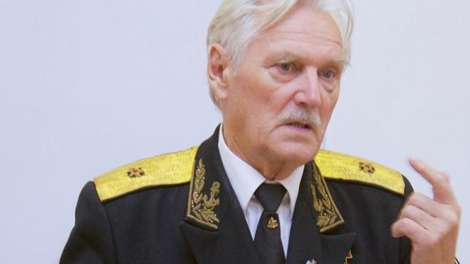 Ушел из жизни контр-адмирал, историк, общественный деятель Константин Шопотов: администрация приносит соболезнования
