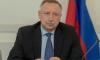 Беглов позвал  Полтавченко на чашку чая в Смольный