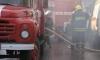 Пожар в Москве на Цветном бульваре, эвакуировано более ста человек