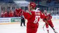 """Российская команда обыграла финнов в хоккей на """"Газпром ..."""