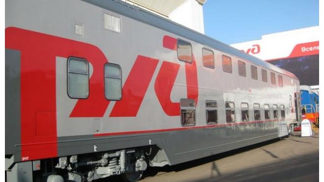 РЖД хочет запустить двухэтажные поезда на пригородных направлениях