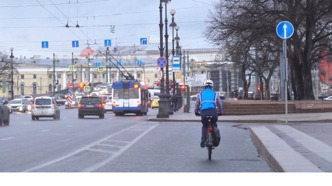 Из Москвы в Петербург проложат веломаршрут протяженностью в тысячу километров