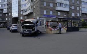 Городские власти отреагировали на сюжет Piter.TV о проблемах незаконной уличной торговли