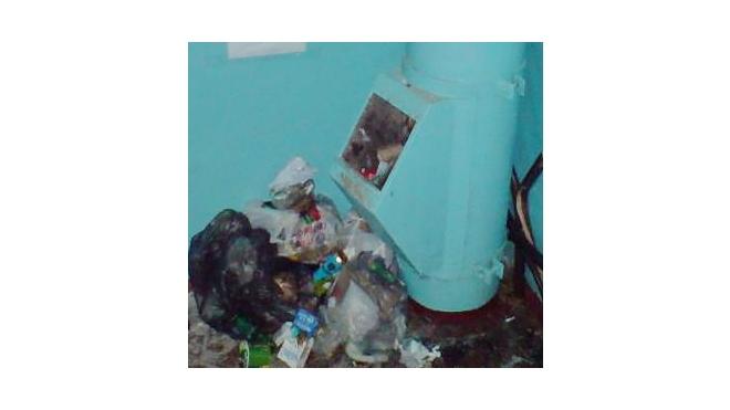 Неудовлетворительная чистка мусоропровода. ЕСТЬ ОТВЕТ!
