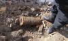 На стройке в Кировском районе найдены снаряды времен ВОВ