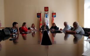 В Выборге директора предприятий обсудили Смоляной мыс, кадастры и налог на имущество