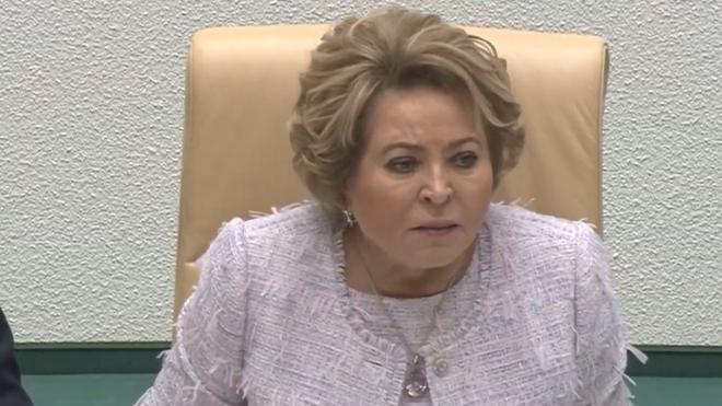 Матвиенко предложила принять меры по повышению экологической ответственности бизнеса