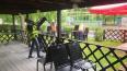 Хозяин летнего кафе в Южно-Приморском парке едва не подж...